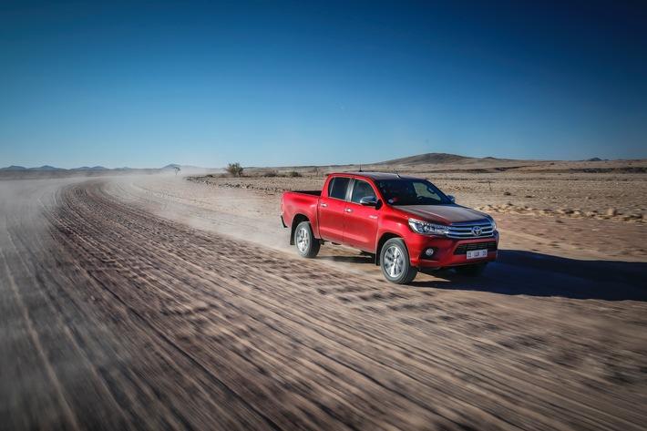 New Toyota Hilux - Eine neue Ära für den Pick-up