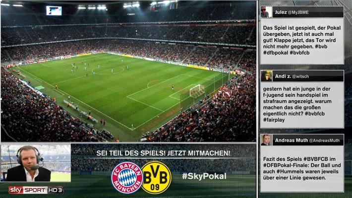 Das elfte Double für die Bayern oder der erste Titel für Tuchel? Das DFB-Pokalfinale am Samstag live bei Sky