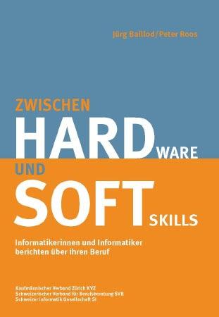 """Neue Bucherscheinung: """"Zwischen Hardware und Softskills"""""""
