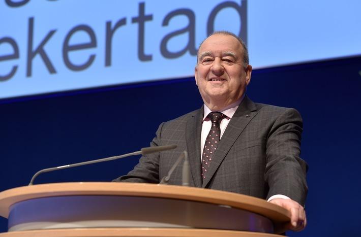 DAV-Vorsitzender Becker fordert Vermeidung von Lieferengpässen und Abschaffung der Importquote