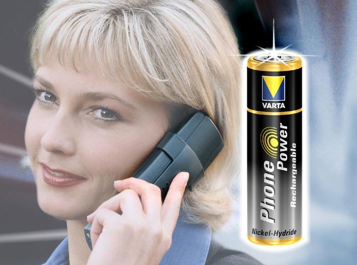 PhonePower von Varta jetzt auch in Micro-Grösse