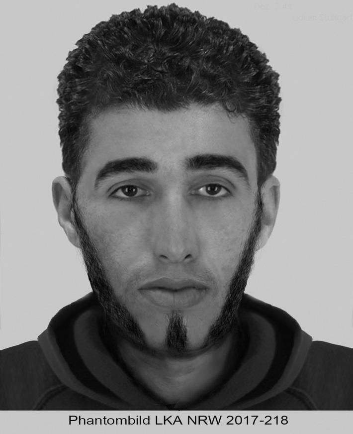 POL-MK: Sexualstraftat: Polizei fahndet mit Phantombild nach Täter