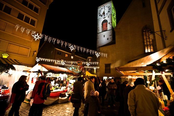 Chur wird mit dem neuen Christkindlimarkt zum Anziehungspunkt während der ganzen Adventszeit