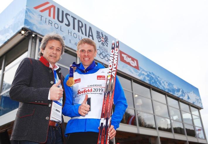 Olympiaregion Seefeld nutzt Winterspiele in Sotschi für WM-Bewerbung