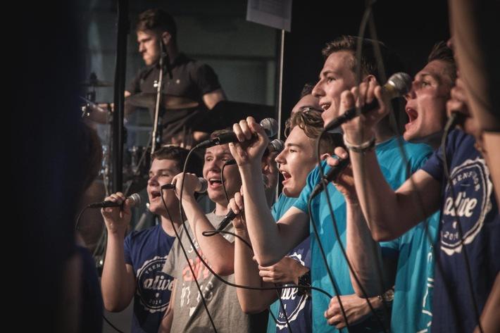 alive-teens on tour im Jubiläumsjahr