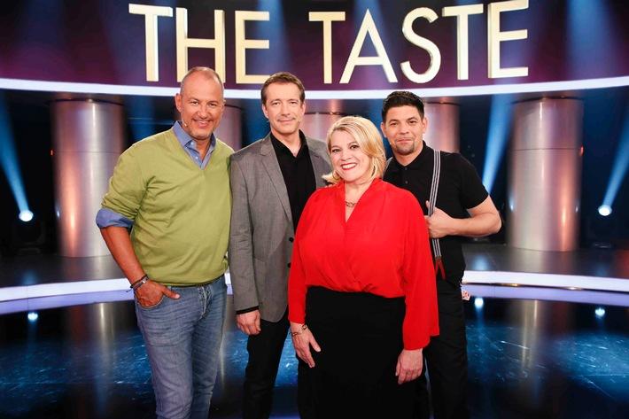 """Welcher Koch hat das richtige Erfolgsrezept? Die zweite Staffel """"The Taste"""" startet am 8. Oktober 2014 in SAT.1"""