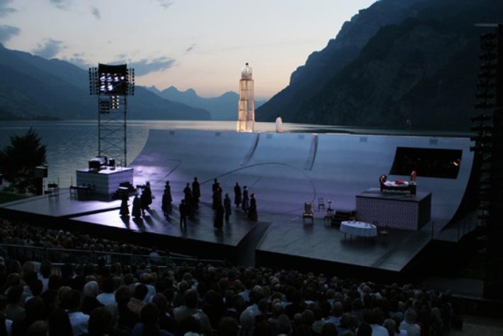 Heidi im Heidiland: Musical begeisterte vor ausverkaufter Tribüne
