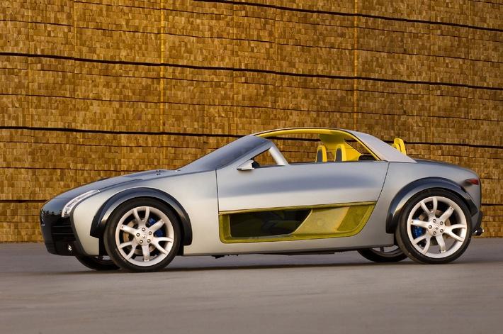 Nissan-Neuheit auf der Detroit Motor Show - Drang nach Spiel und Bewegung