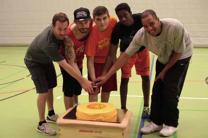 Toller Erfolg: Hamburger Basketballprojekt für Jugendliche wird ein Jahr alt
