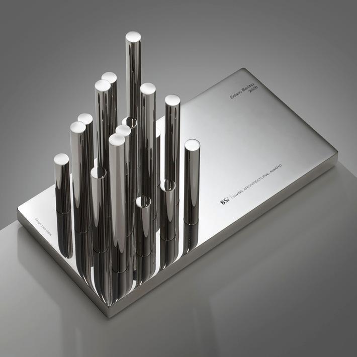 Am 13. November 2008 wird in Mendrisio Solano Benitez als erster Gewinner des BSI Swiss Architectural Award ausgezeichnet