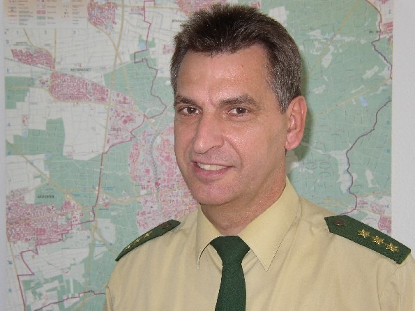 POL-DA: Amtseinführung des neuen Leiters der Polizeidirektion Darmstadt- Dieburg