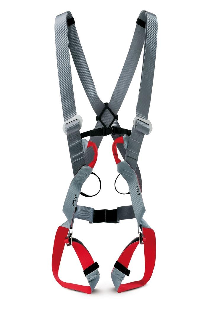 Migros richiama l'imbrago per l'arrampicata Salewa Civetta II