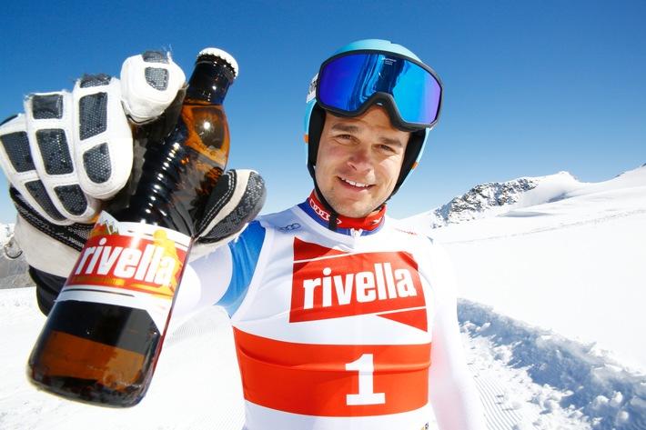 «Rivella Gold Edition» pour le 40e anniversaire du partenariat avec Swiss-Ski