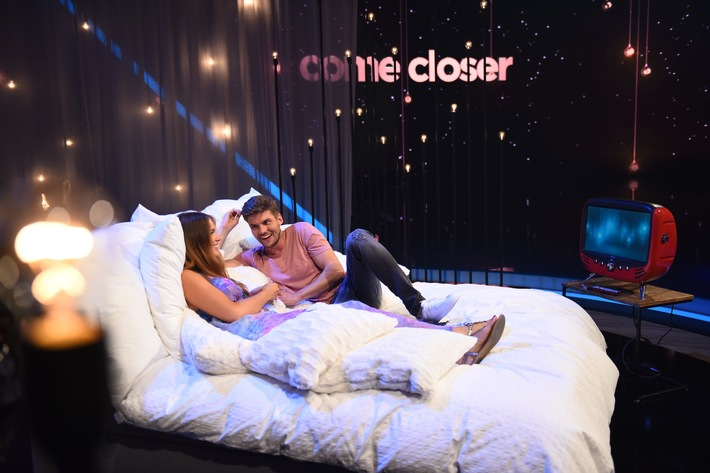 """Komm, lass uns Spielchen spielen! ProSieben Dating-Show """"Match Factor"""" startet am 15. September, um 20:15 Uhr"""