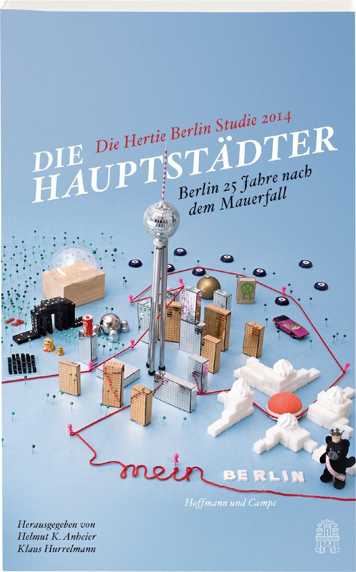 Hertie-Berlin-Studie 2014: Hauptstadt der Optimisten