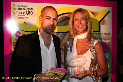 TALLY WEiJL gewinnt JOY Trend Award 2007