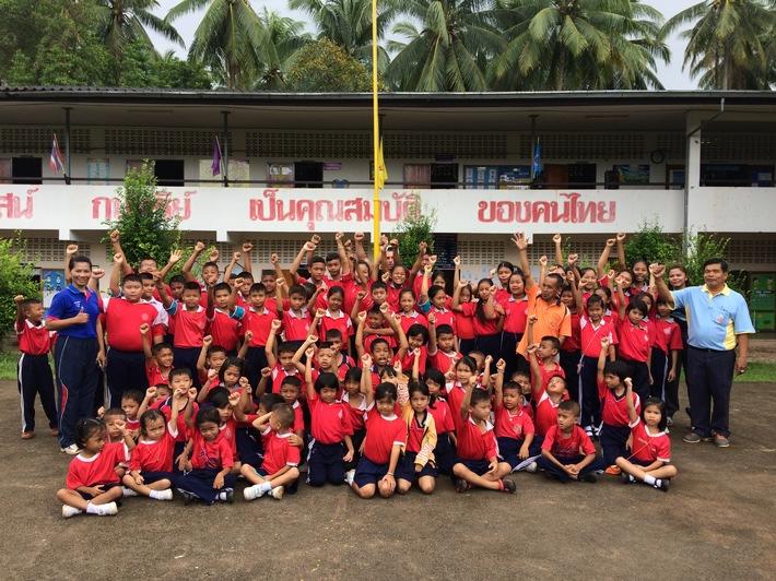 Freiwilligenarbeit Anbieter Rainbow Garden Village unterstützt UN Jahr des Nachhaltigen Tourismus für Entwicklung 2017