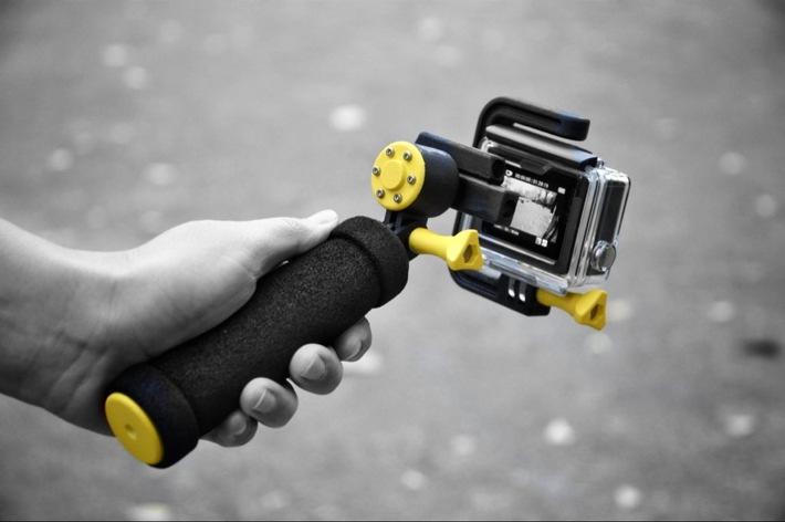 Nach erfolgreichem Crowdfunding: Wiener Start-up Stabylizr entwickelt innovative Stabilisierung für Virtual Reality Kameras