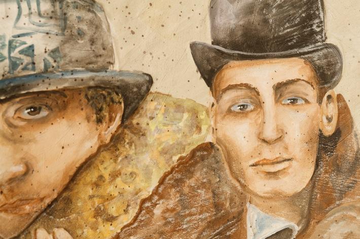 Neuausrichtung Cabaret Voltaire mit Blick in den Dada-Himmel