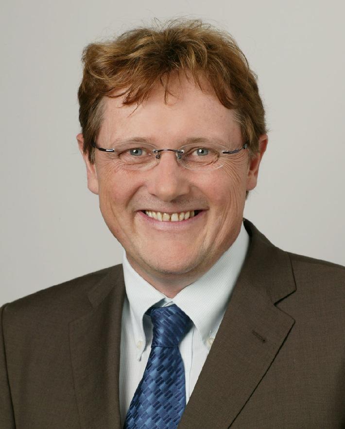 Dieter Knapp est le nouveau directeur du siège de KPMG à Aarau - Une position de force en Suisse centrale