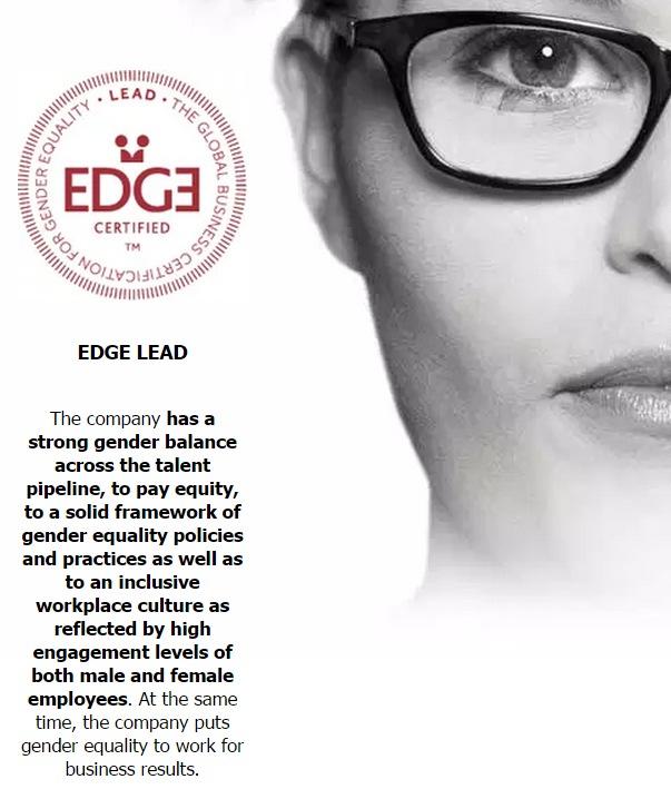 IKEA Suisse est la première entreprise du monde à obtenir le plus haut niveau de certification EDGE en matière d'égalité des sexes