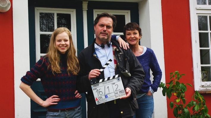 """""""Der Usedom-Krimi"""" geht weiter: Kathrin Sass und Lisa Maria Potthoff auf der Ostsee-Insel vor der Kamera"""