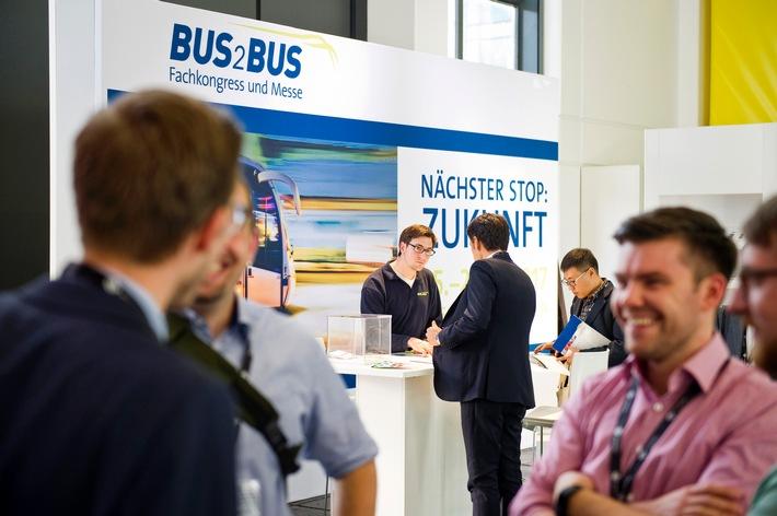 Mobilitätsanbieter FlixBus auf der BUS2BUS