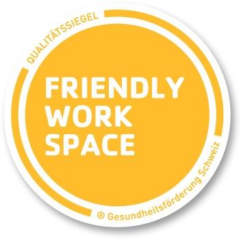 Manor erhält das Label Friendly Work Space® für ihr Engagement in der Gesundheitsförderung am Arbeitsplatz