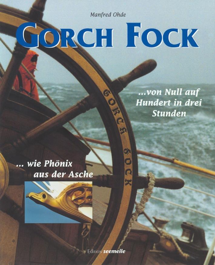 Neues Buch: Gorch Fock