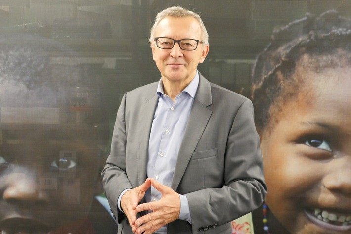 Un nouvel ambassadeur pour les droits de l'enfant