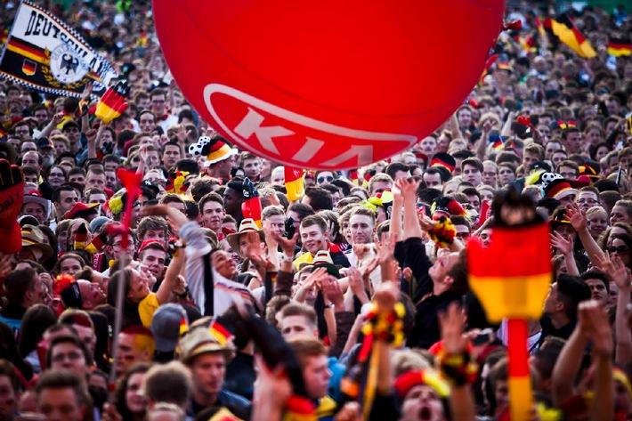 Kia Fan-Arena Hamburg: WM-Spiele wie im Stadion erleben