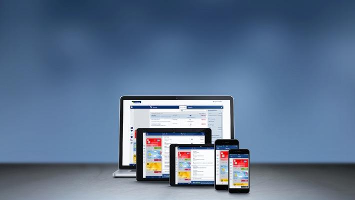 CosmosDirekt schafft Sicherheit beim Online-Banking