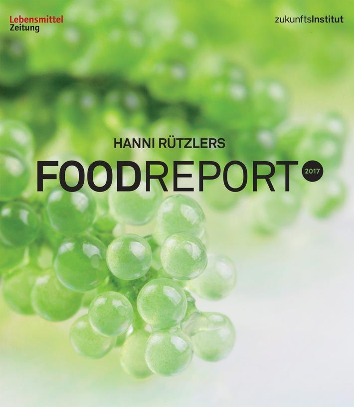 """""""Food-Report 2017"""": Mehr Fisch auf dem Tisch"""