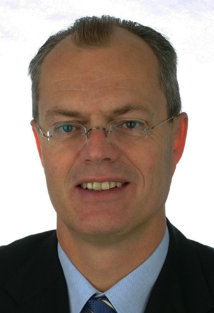 Christoph Neuenschwander wird Mitglied der Gruppenleitung der Messe Schweiz