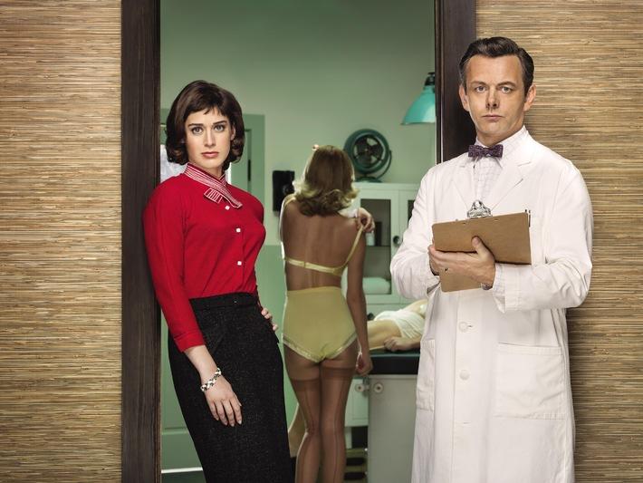 """Masters of Sex"": Emmy-nominierte US-Serie in ZDFneo"
