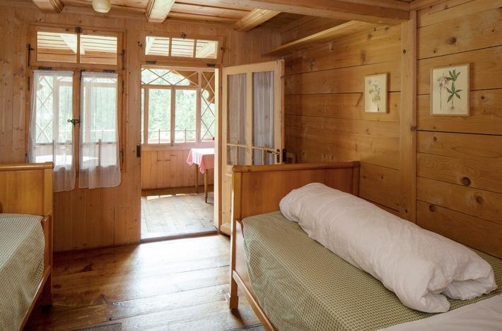 ICOMOS-Jubiläumspreis für einen ganz besonderen Familienbetrieb: das Hotel Waldhaus Sils
