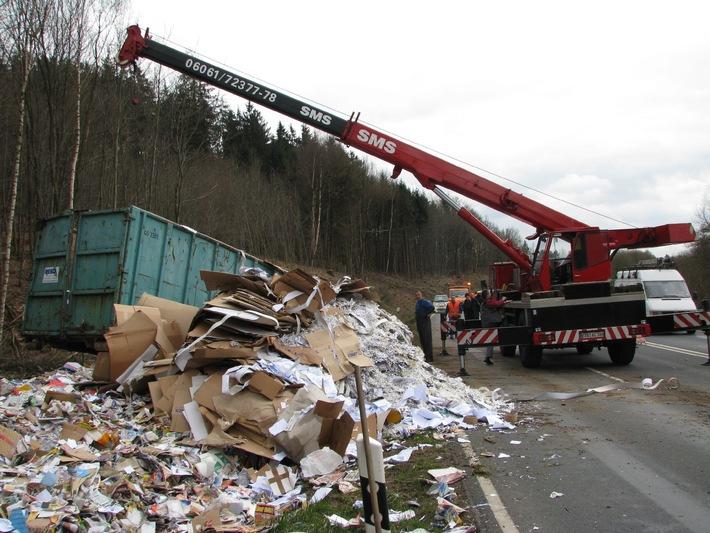 PPSH-ERB: Michelstadt - Unfall mit hohem Sachschaden