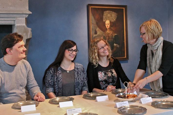 Eine Zeitreise in die Welt des Essens - In den Nürnberger Museen wird es kulinarisch