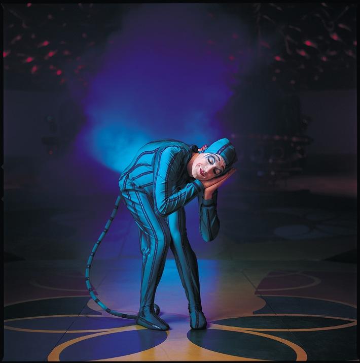 Cirque du Soleil verabschiedet sich von Zürich