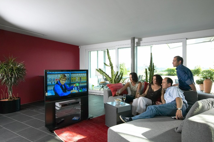 Swisscable Quartalszahlen - Digital-TV: Kabelnetze sind Olympiasieger