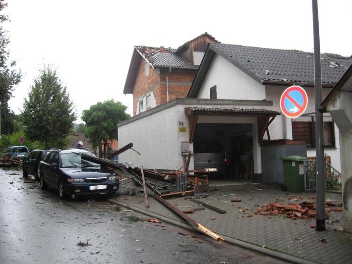 POL-DA: Bergstraße/Birkenau/Hornbach: Ergänzung zu Schneller Sturm hinterlässt großen Schaden