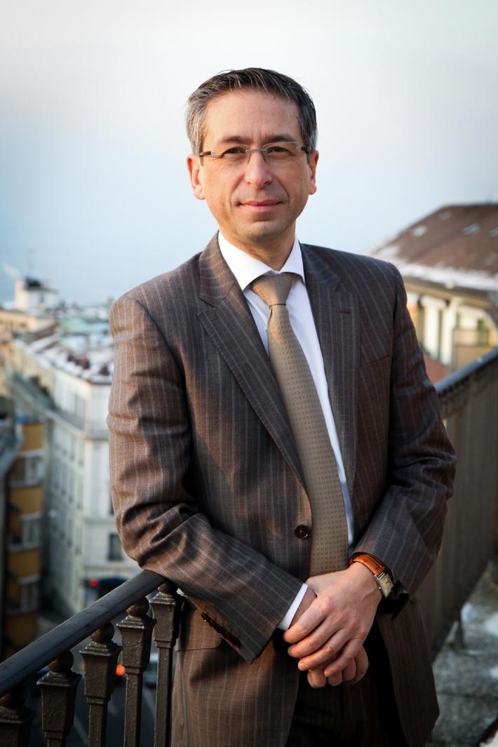 Wahl von Jean-Luc Moner-Banet zum Vorsitzenden der World Lottery Association (WLA)