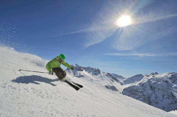 Sonnenskilauf in Lech Zürs am Arlberg - das Highlight für Genießer