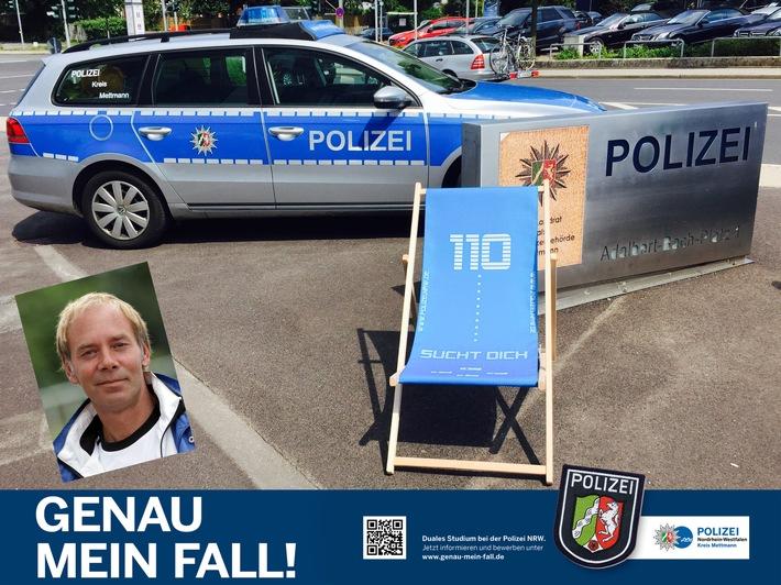 """POL-ME: Sechste """"INFO-Runde 2017"""" kurz nach dem Bewerbungsstart für 2018 - Kreis Mettmann - 1706090"""