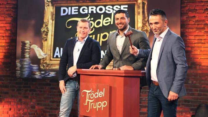 """""""Die große Trödeltrupp-Auktionsnacht"""" kehrt zurück"""