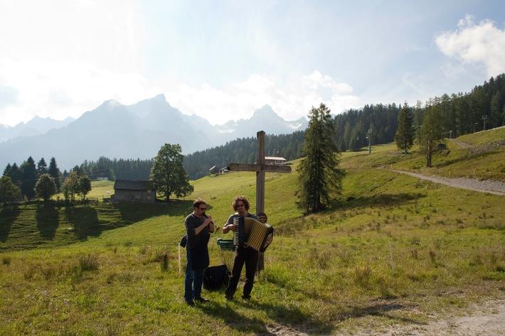 Berge.hören - Kultur- und Genusswanderungen in der Alpenregion Bludenz in Vorarlberg