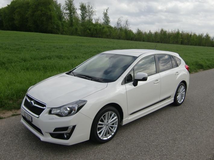 Subaru senkt die Preise