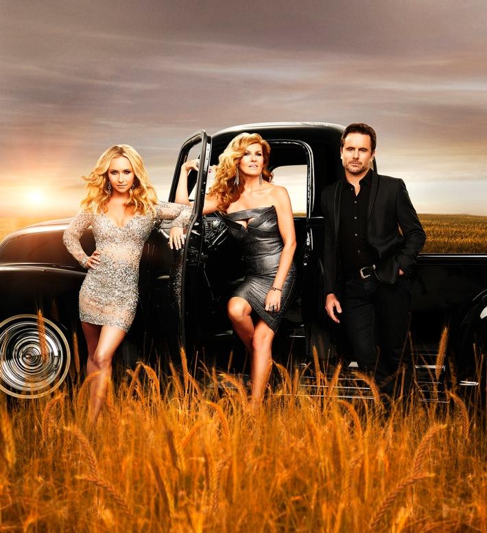 """In """"Nashville"""" wird wieder gesungen: Die vierte Staffel ab dem 26. Juli 2016 exklusiv auf Fox"""