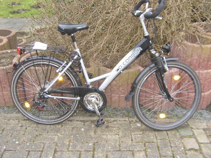 POL-CUX: Besitzer eines Fahrrades gesucht