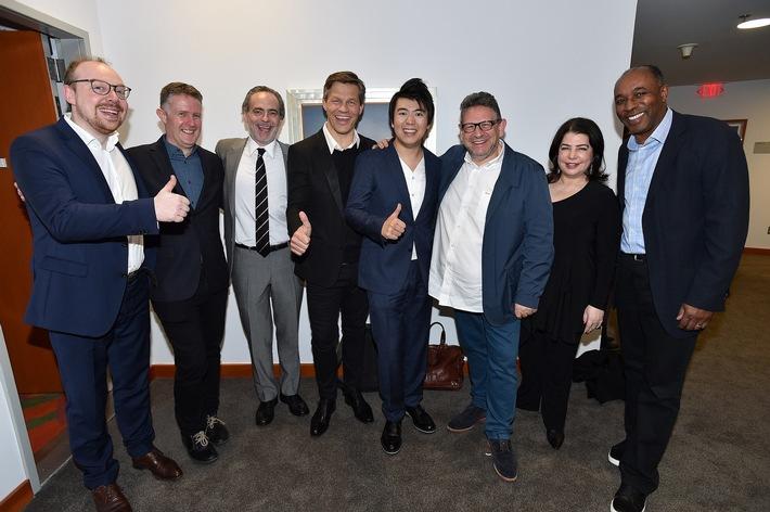 Lang Lang: Klavier-Pionier und Kulturikone kehrt Heim zur Universal Music Group